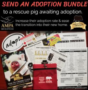 adoption bundles, pig adoption